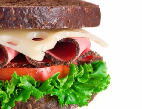 Rye Bread「Pastrami & Swiss Sandwich」:スマホ壁紙(14)
