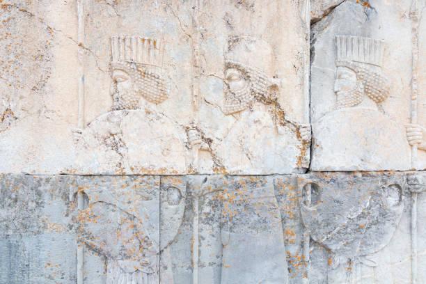Bas Relief Persian Empire Soldiers:スマホ壁紙(壁紙.com)