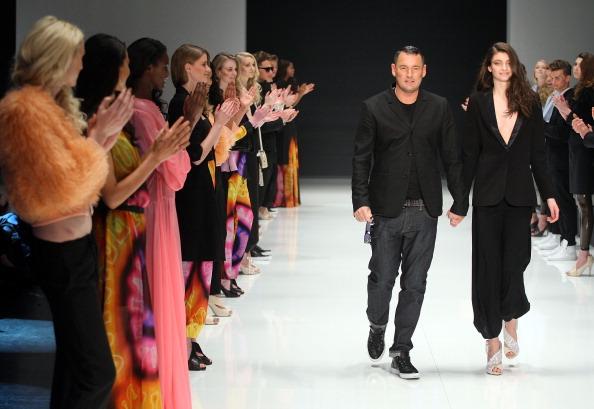 Adam Berry「Michalsky Show - Mercedes-Benz Fashion Week Berlin Autumn/Winter 2012」:写真・画像(9)[壁紙.com]
