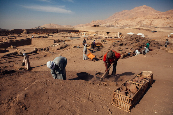 Egypt「Egyptian Tourist Destinations Struggle After Months Of Civil Unrest」:写真・画像(13)[壁紙.com]