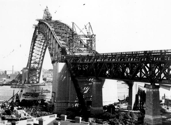 Sydney Harbor Bridge「Harbour Bridge」:写真・画像(3)[壁紙.com]