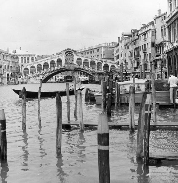 Grand Canal - Venice「Rialto Bridge」:写真・画像(16)[壁紙.com]