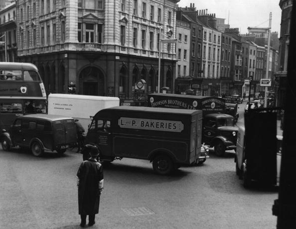 Giles「London Traffic」:写真・画像(2)[壁紙.com]