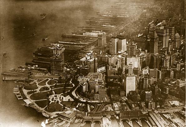 風景「Aerial Of Lower Manhattan」:写真・画像(6)[壁紙.com]