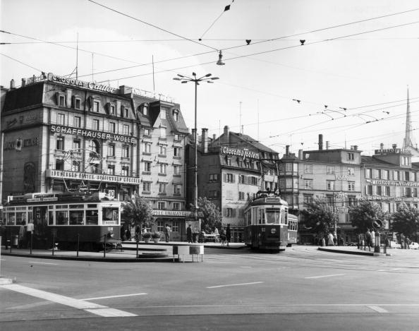 Electric Train「Zurich」:写真・画像(11)[壁紙.com]