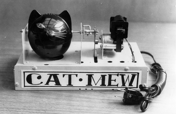 Invention「Cat-Mew Machine」:写真・画像(18)[壁紙.com]