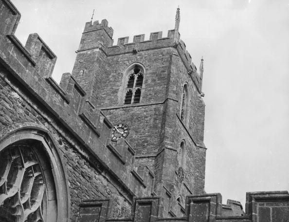 Architectural Feature「Dunster Church」:写真・画像(0)[壁紙.com]