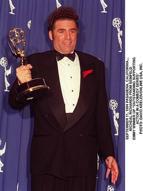 Pasadena Ca Michael Richards In Seinfeld At The Emmy Awards:ニュース(壁紙.com)