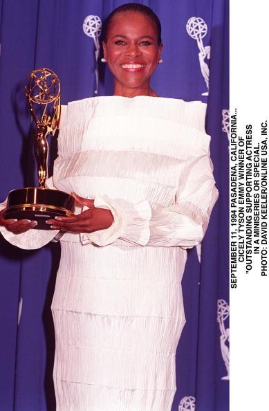 David Keeler「Pasadena Ca Cicely Tyson At The Emmy Awards」:写真・画像(2)[壁紙.com]