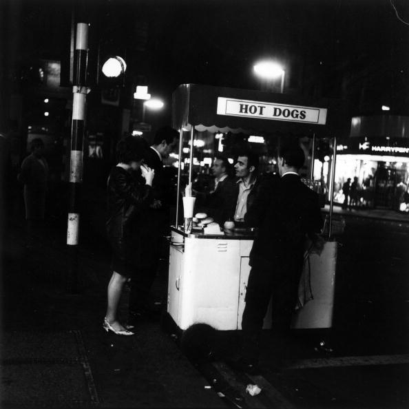 飲食業「Late Night Hot Dog」:写真・画像(17)[壁紙.com]