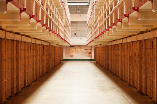 Security System「Cellhouse, Alcatraz」:スマホ壁紙(4)