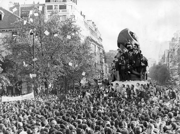フランス「Student Protest」:写真・画像(14)[壁紙.com]
