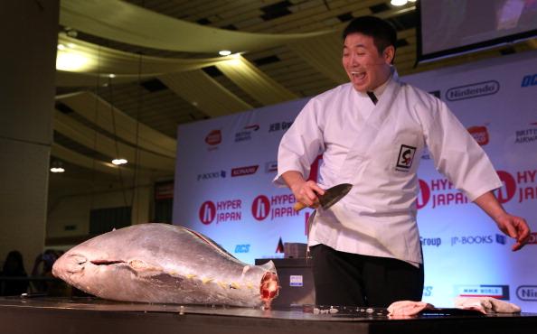 Vertebrate「Hyper Japan The UK's Biggest Japanese Culture Event Is Held At Earls Court」:写真・画像(7)[壁紙.com]
