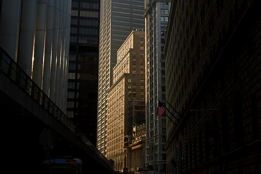 Twilight「Downtown New York City」:スマホ壁紙(5)