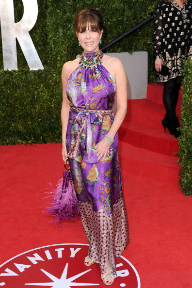 Halter Top「2011 Vanity Fair Oscar Party Hosted By Graydon Carter - Arrivals」:写真・画像(2)[壁紙.com]
