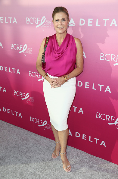 "Breast「Delta Air Lines And The Breast Cancer Research Foundation Host The ""Breast Cancer One"" Dinner」:写真・画像(9)[壁紙.com]"