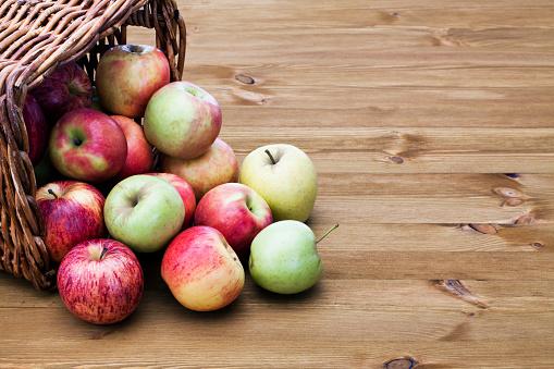 ローヤルガラ「リンゴ」:スマホ壁紙(6)