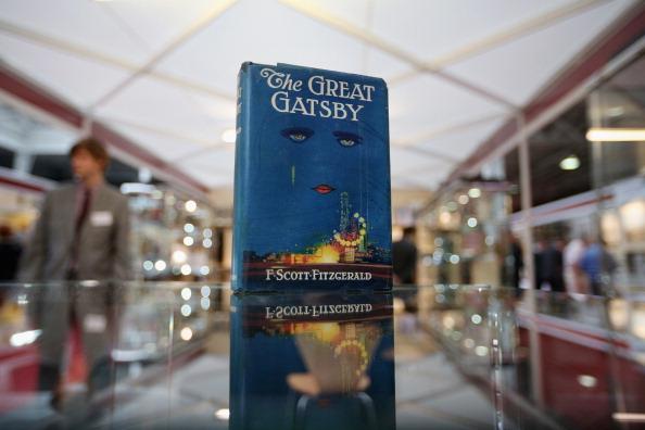 F Scott Fitzgerald「The UK's Oldest Book Fair, The London International Antiquarian Book Fair」:写真・画像(12)[壁紙.com]