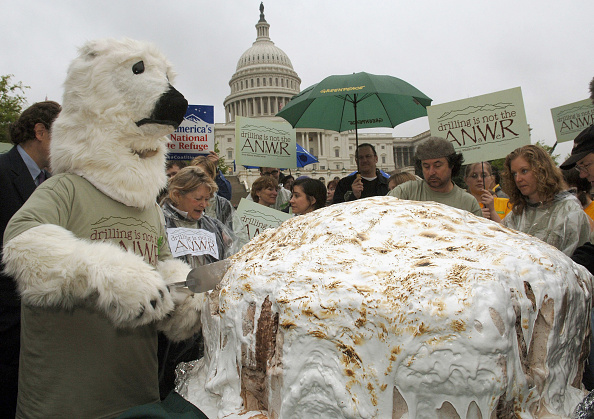Arctic National Wildlife Refuge「Ben & Jerry's Whips Up World's Largest Baked Alaska to Protest Drilling」:写真・画像(11)[壁紙.com]