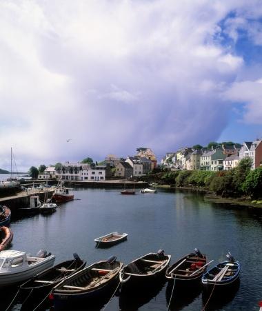 エクストリームスポーツ「'Roundstone Harbour in Connemara, County Galway, Ireland'」:スマホ壁紙(18)