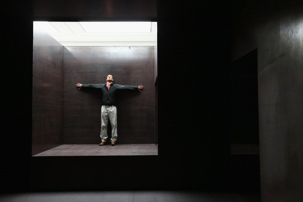 """Antony Gormley「Anthony Gormley Unveils His New Work """"Model"""" At the White Cube Gallery」:写真・画像(8)[壁紙.com]"""