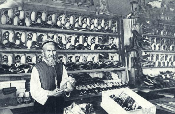 Central Asia「Shop of bootmaker in Kazan」:写真・画像(15)[壁紙.com]