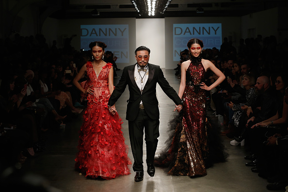 Chelsea Piers「Nolcha New York Fashion Week Fall Winter 2015/2016 - Danny Nguyen Couture」:写真・画像(0)[壁紙.com]