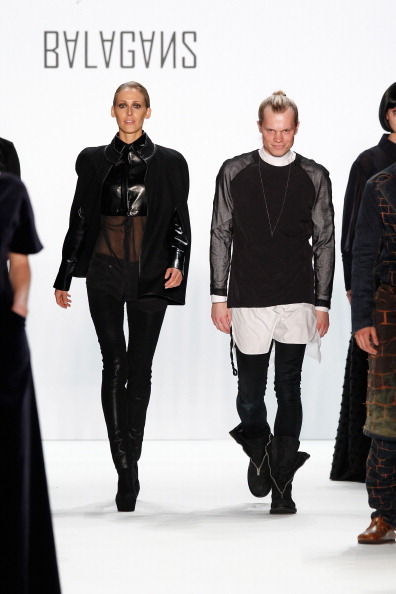 Gratitude「Balagans, David Andersen, Indra Salcevica Show - Mercedes-Benz Fashion Week Autumn/Winter 2014/15」:写真・画像(11)[壁紙.com]