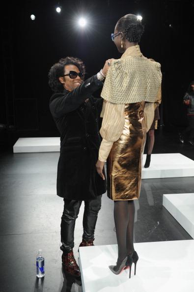 North America「David Tlale Sun - Presentation - Fall 2013 Mercedes-Benz Fashion Week」:写真・画像(6)[壁紙.com]