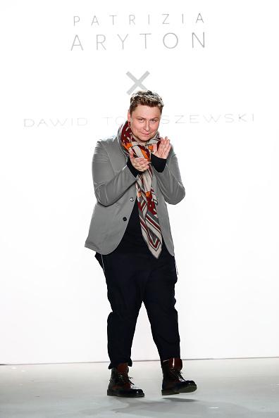 Gratitude「Dawid Tomaszewski X Patrizia Aryton Show - Mercedes-Benz Fashion Week Berlin A/W 2017」:写真・画像(19)[壁紙.com]