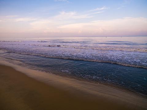アラビア海「Arabian Sea, Kerala, India」:スマホ壁紙(19)