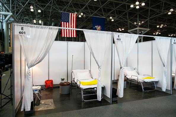 Eduardo Munoz Alvarez「NY Governor Andrew Cuomo Holds Daily Briefing At Javits Center」:写真・画像(5)[壁紙.com]