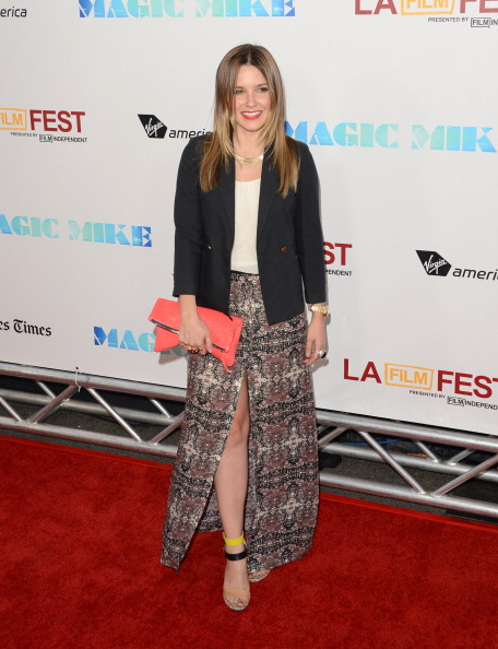 "Skirt「Film Independent's 2012 Los Angeles Film Festival Premiere Of Warner Bros. Pictures' ""Magic Mike"" - Arrivals」:写真・画像(14)[壁紙.com]"