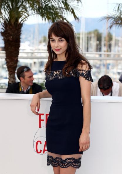 Scalloped - Pattern「'Sarah Prefere La Course' Photocall - The 66th Annual Cannes Film Festival」:写真・画像(13)[壁紙.com]
