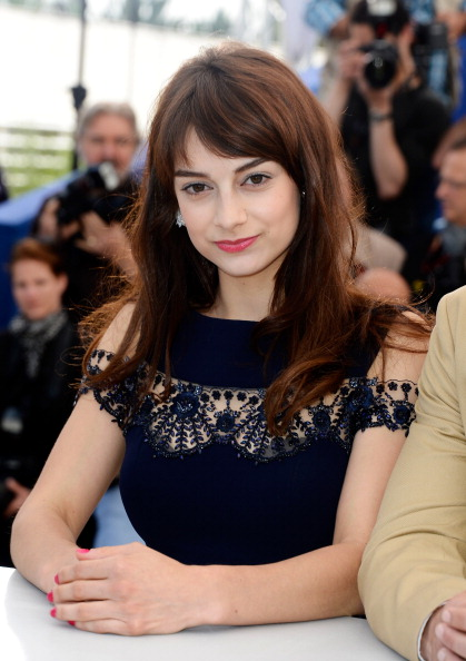 Scalloped - Pattern「'Sarah Prefere La Course' Photocall - The 66th Annual Cannes Film Festival」:写真・画像(14)[壁紙.com]