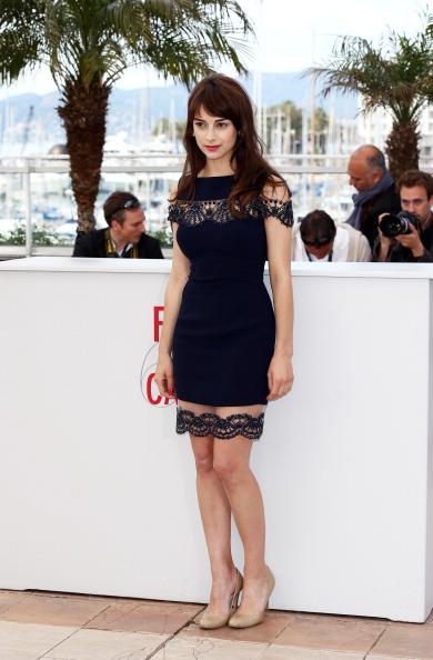 Scalloped - Pattern「'Sarah Prefere La Course' Photocall - The 66th Annual Cannes Film Festival」:写真・画像(17)[壁紙.com]