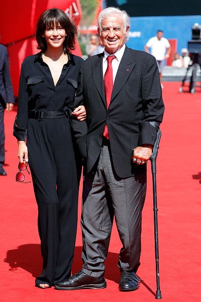 Sophie Marceau「Golden Lion For Jean Paul Belmondo Followed By 'Le Voleur' Premiere - 73rd Venice Film Festival」:写真・画像(0)[壁紙.com]