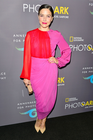 """Draped「Annenberg Space For Photography's """"National Geographic Photo Ark"""" Exhibit - Arrivals」:写真・画像(8)[壁紙.com]"""