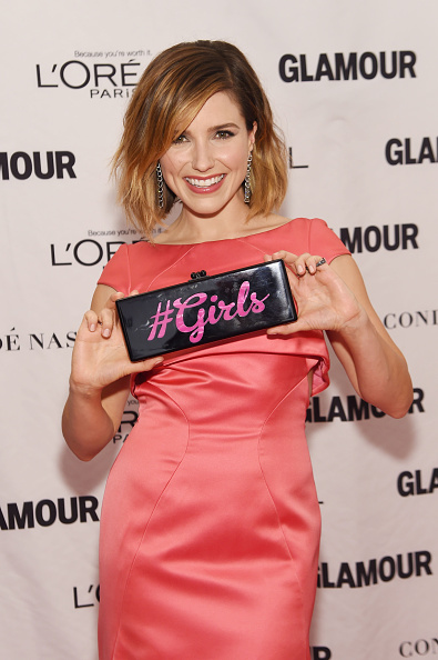 Three Quarter Length「2015 Glamour Women Of The Year Awards - Arrivals」:写真・画像(5)[壁紙.com]
