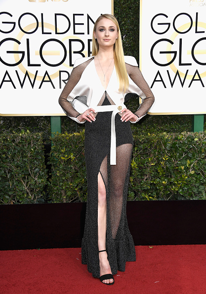 Golden Globe Award「74th Annual Golden Globe Awards - Arrivals」:写真・画像(3)[壁紙.com]