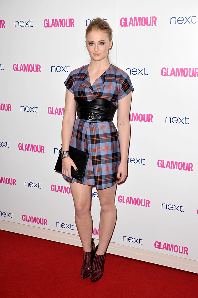 Tartan check「Glamour Women Of The Year Awards - Arrivals」:写真・画像(16)[壁紙.com]