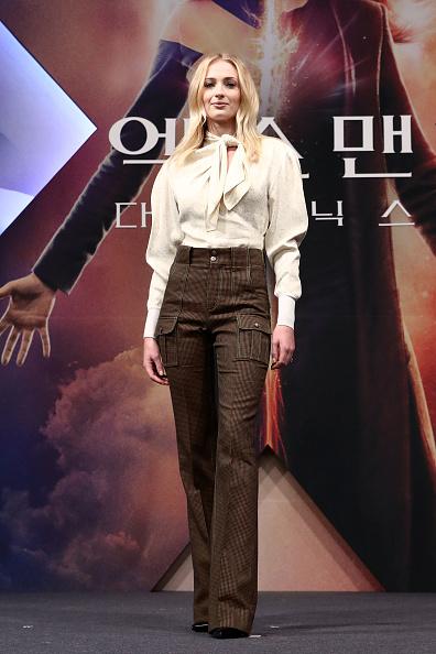"""Checked Pants「""""X-Men: Dark Phoenix"""" in Seoul - Press Conference」:写真・画像(2)[壁紙.com]"""