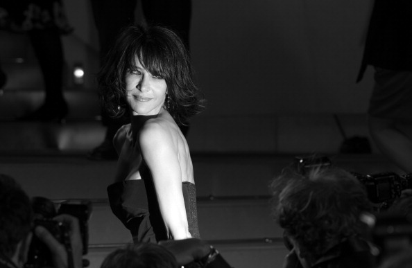 "Sophie Marceau「""Lost River"" Premiere - The 67th Annual Cannes Film Festival」:写真・画像(13)[壁紙.com]"