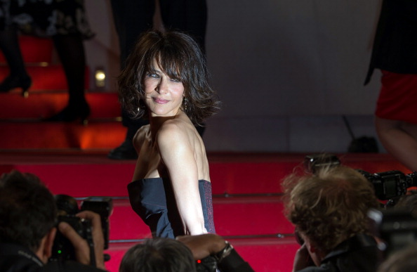 "Sophie Marceau「""Lost River"" Premiere - The 67th Annual Cannes Film Festival」:写真・画像(4)[壁紙.com]"