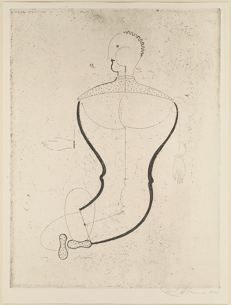 Lithograph「Abstract Figure To The Left」:写真・画像(14)[壁紙.com]