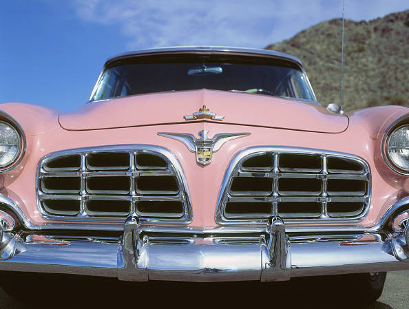 Vehicle Grille「1956 Chrysler Imperial 354 hemi」:写真・画像(8)[壁紙.com]