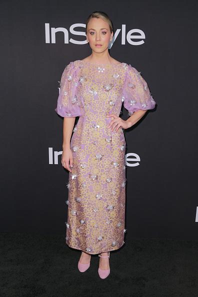 ピンク色のドレス「2018 InStyle Awards - Arrivals」:写真・画像(5)[壁紙.com]