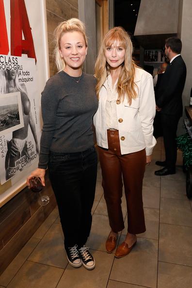 """Elizabeth Olsen「EBMRF Hosts """"Sip. Savor. Support.""""」:写真・画像(3)[壁紙.com]"""