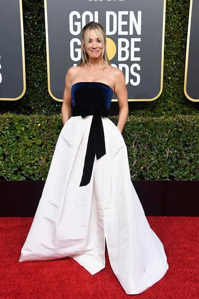 Kaley Cuoco「76th Annual Golden Globe Awards - Arrivals」:写真・画像(13)[壁紙.com]