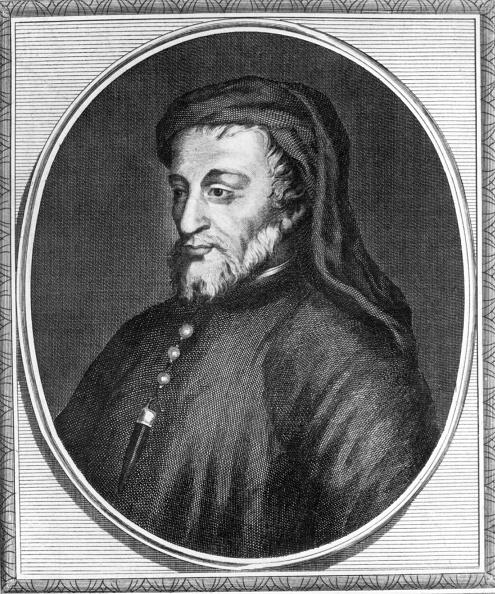 Circa 14th Century「Geoffrey Chaucer」:写真・画像(6)[壁紙.com]